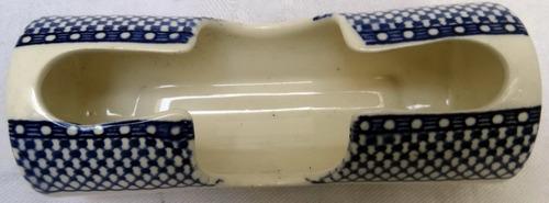 palillero de ceramica inglés