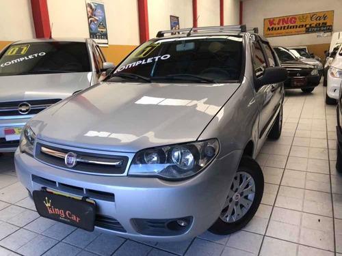 palio 1.0 fire economy flex 2011 complet kingcar multimarcas