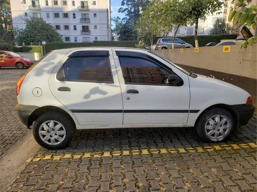 palio 1.0 mpi ed 8v gasolina 4p manual branco ano 1997