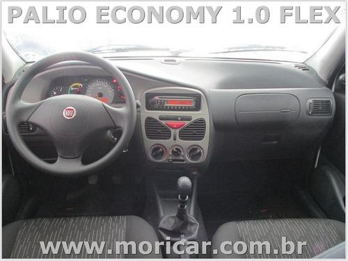 palio economy 1.0 flex  - ano 2012 - bem conservado