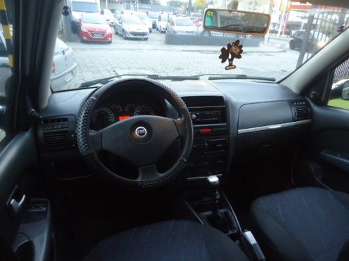 pálio elx 1.0 flex 4pts prata 2007