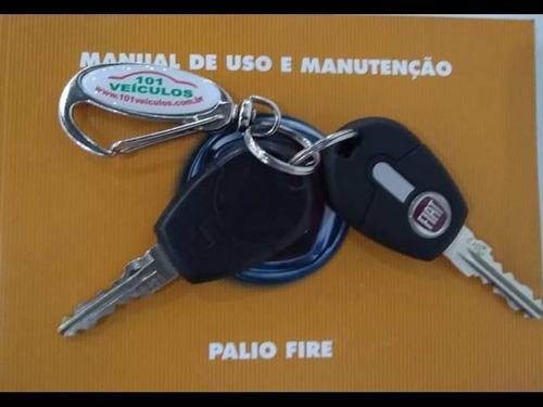 palio fire 4p 1.0 8v (flex) 4p 1.0