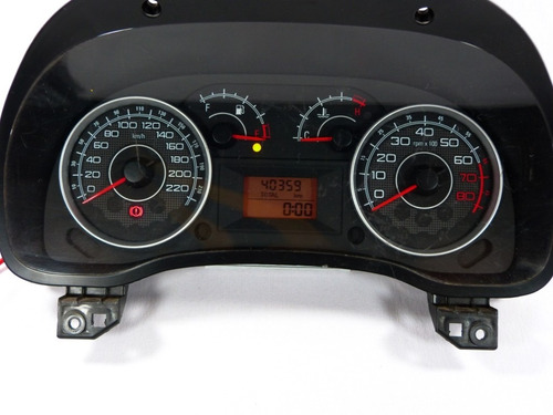 palio g3 40 painel velocimetro conta giros rpm ;;