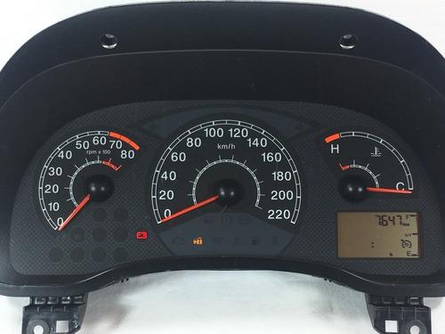 palio g3 7 painel velocimetro conta giros rpm vdo