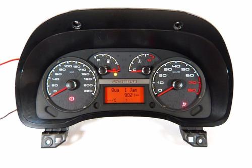 palio g3 9 painel velocimetro conta giros rpm ;;