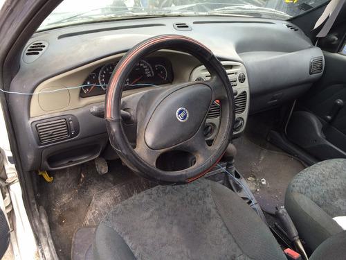 palio sedan / hatchback 2004 por partes - s a q -