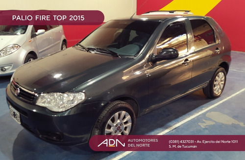 palio top fire 2015