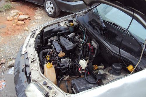 palio weekend 03 sucata motor cambio porta capo suspensão