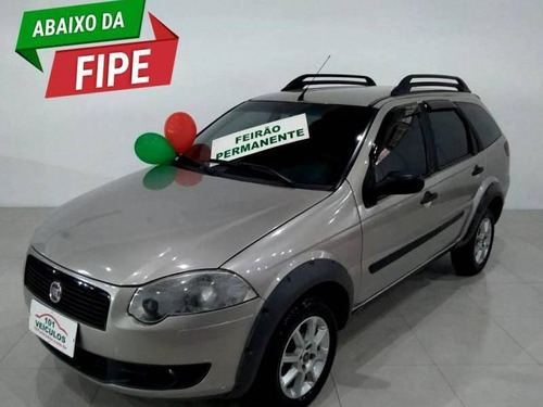 palio weekend trekking 1.4 8v (flex) 1.4 8v
