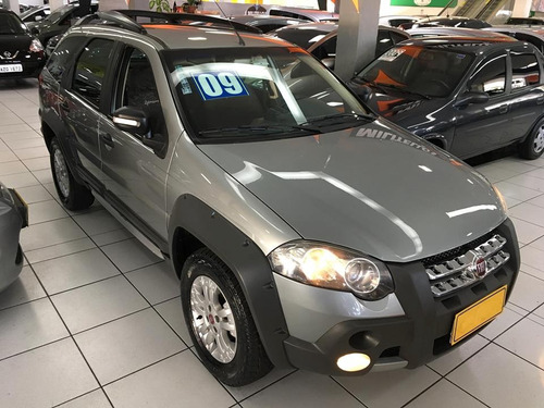 palio wekkend adv 1.8 flex 2009 locker