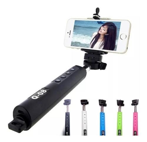 palito de selfie zoom bluetooth monopod increible!!