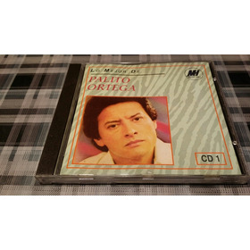 Palito Ortega - Lo Mejor  Cd 1 - Music Hall - Made In Usa 92