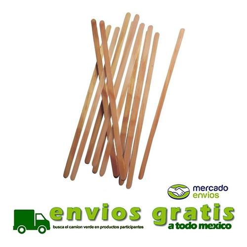 palito removeedor de madera 1 kg