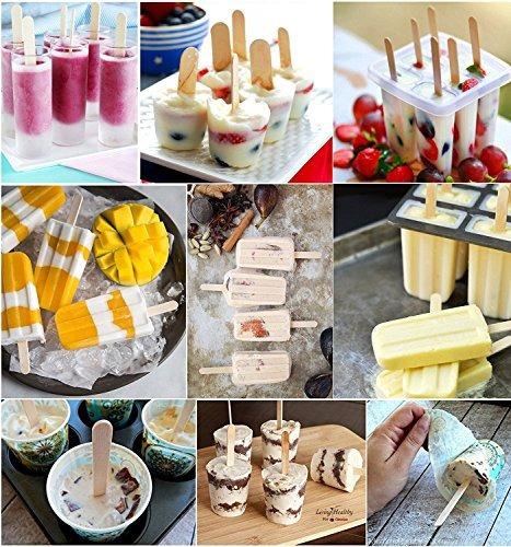 palitos de madera natural para dulces helado palitos de pale