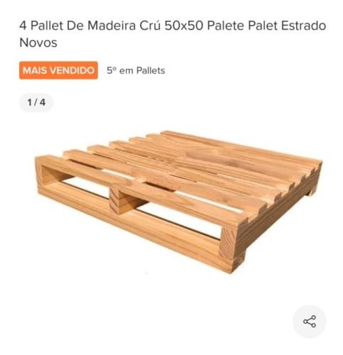 pallet de madeira novo