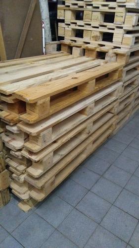 pallet de madeira pinus 0,80 x 1,20 x 0,14 usado semi novo
