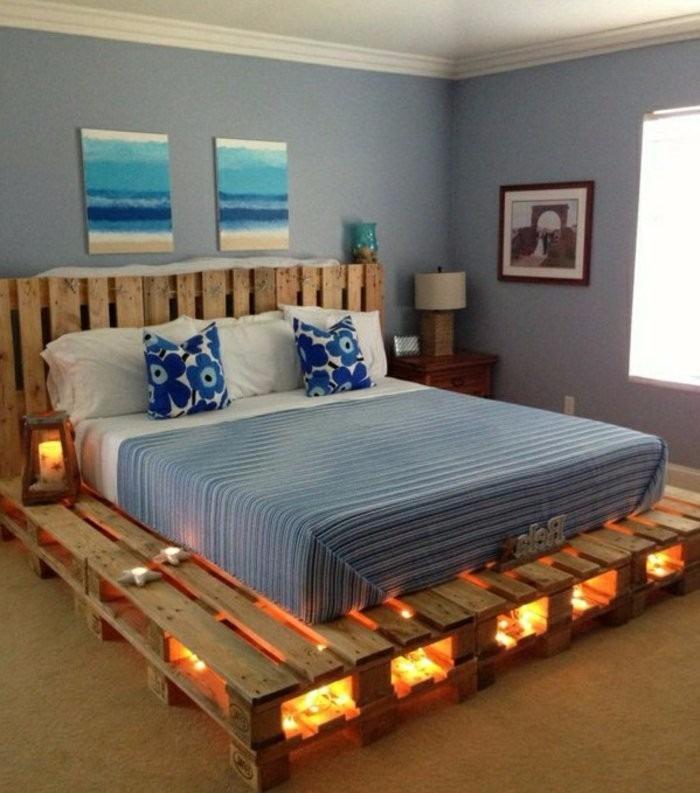 pallets de 080 x 095 m ideal para camas de 1 - Camas Con Palets