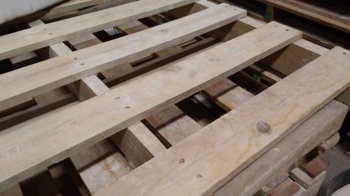 pallets fitosanitarios incompletos 1 x 1 metro x 30 unidades