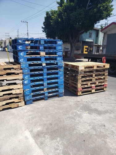 pallets para uso industrial o casa