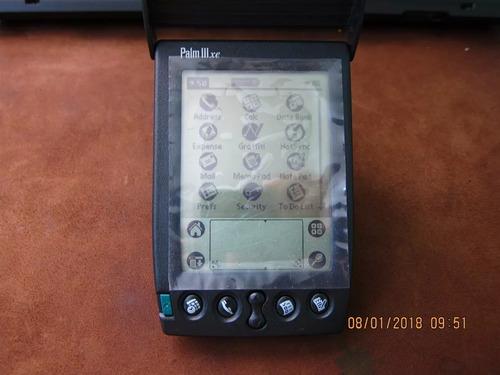 palm pda pocket pc agenda electronica computadora