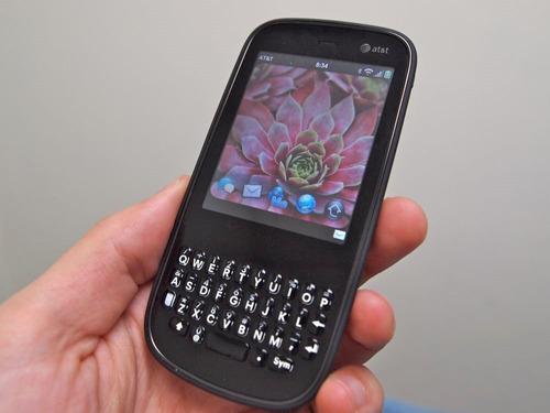 palm pixi plus 8 gb liberado at&t - funciona perfecto