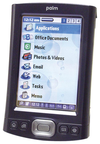 palm tungsten tx handheld nivel 2 refurbished - factura b