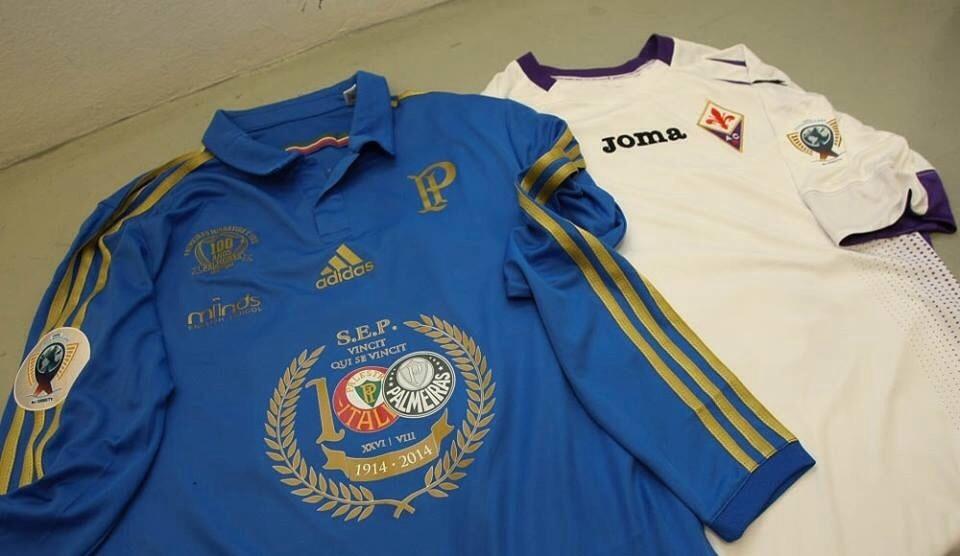 Palmeiras Copa Euroamericana Patch E Selo - R  45 6f501d2de3823