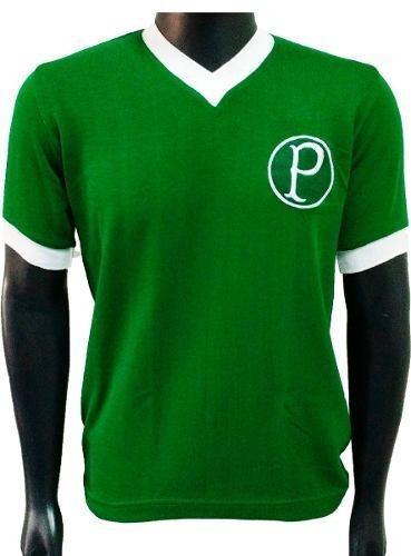 b34a2a0df2e0c Camisa Retrô Palmeiras 1951 Blusa Camiseta Feminina - R  89