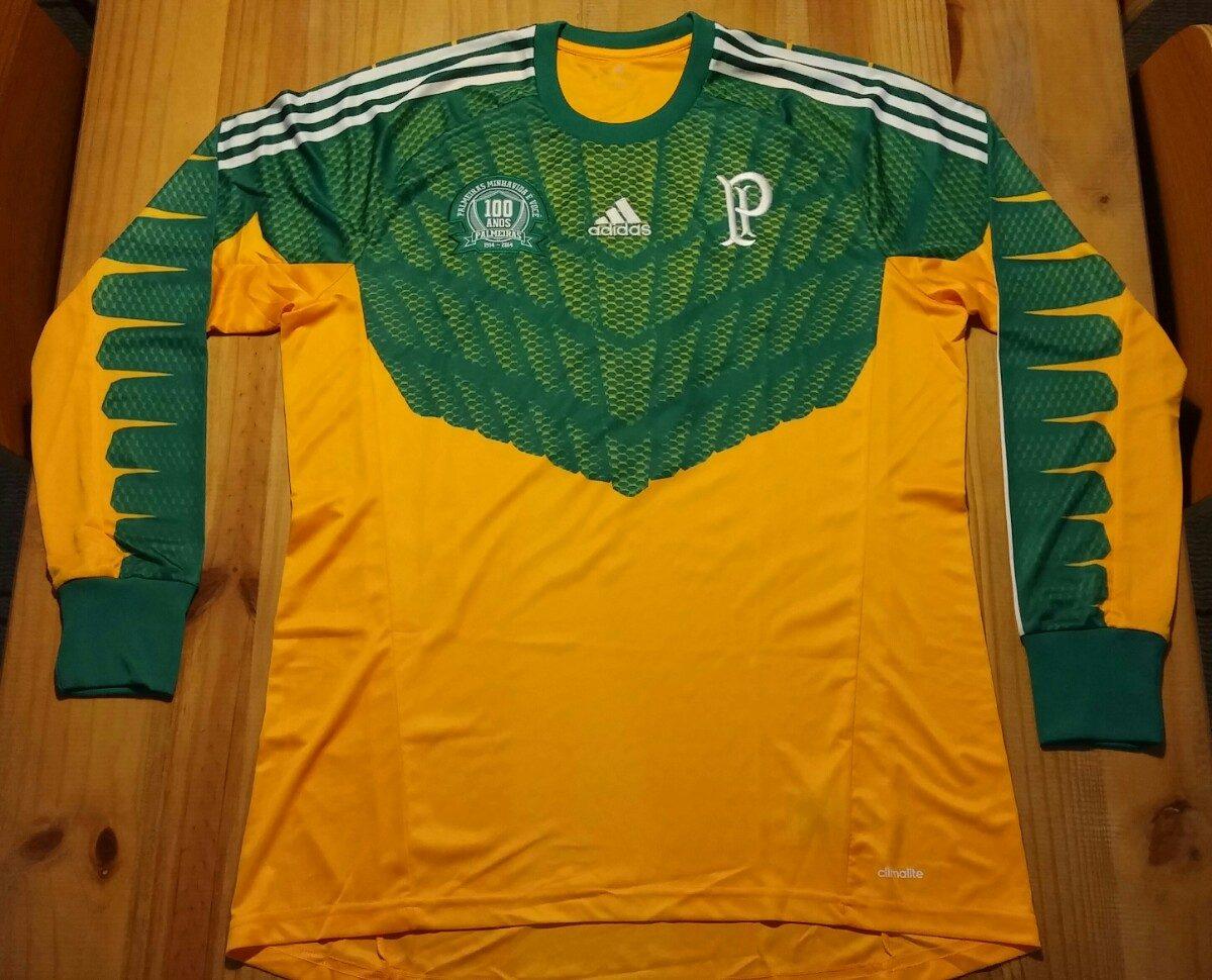 4a62ce86f425a Palmeiras Goleiro Centenário M. Longa Marcos  12 - R  199