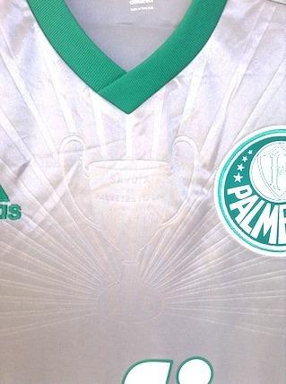 palmeiras goleiro usada em jogo pelo aranha adidas 2015 # 25
