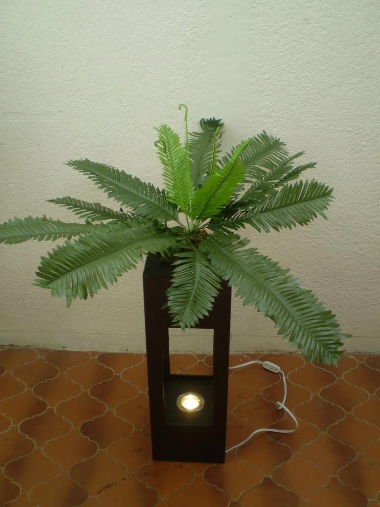 Palmera artificial altura 2 en mercado libre - Como hacer una palmera artificial ...