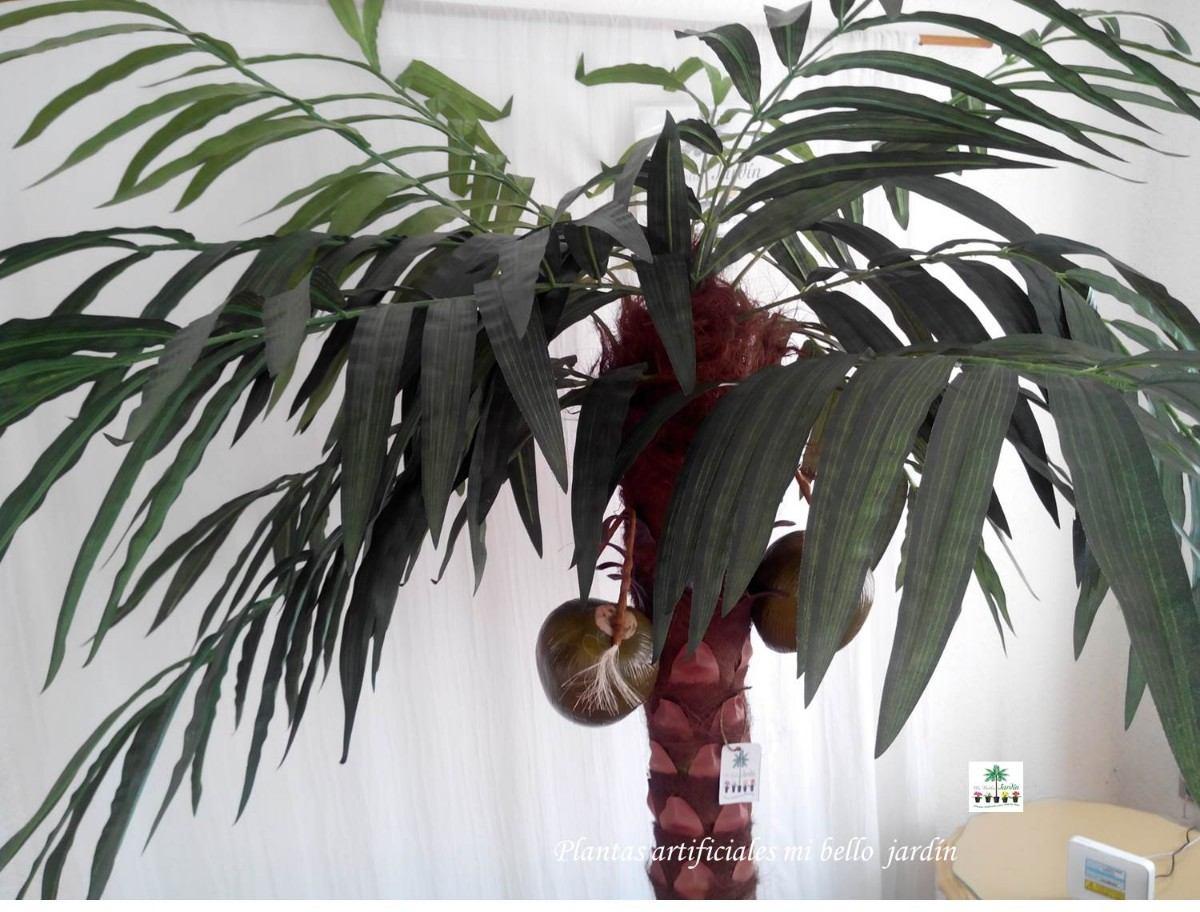 Palmera artificial cocotera maa 3 en mercado libre for Palmeras artificiales