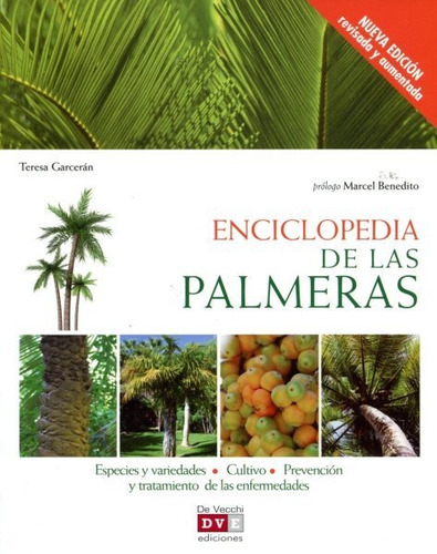 palmeras enciclopedia, teresa garceran, vecchi
