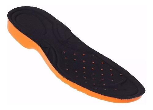 palmilha anatômica ortopedica coturno,botas,tenis,sapato gel