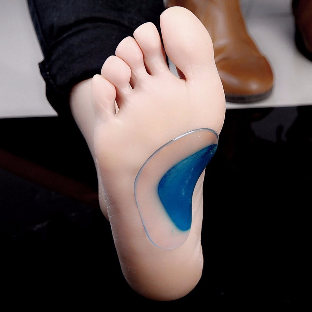 Running Shoes And Foot Pain