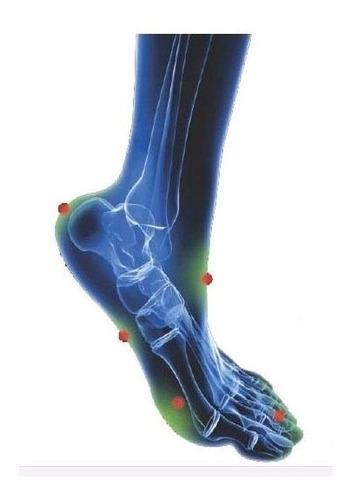 palmilha ortopédica,magnética e infravermelho longo - terumi