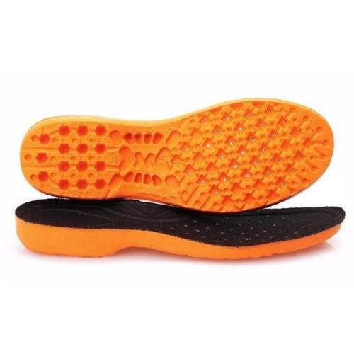 palmilha par gel anatômica comfort bota coturno anti impacto