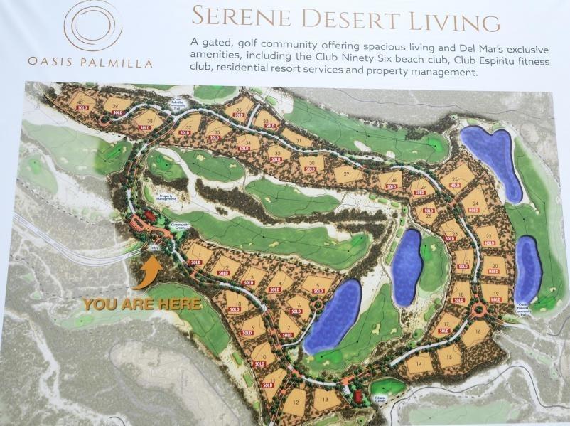 palmilla golf lot #30 phase 1 oasis, san jose corridor