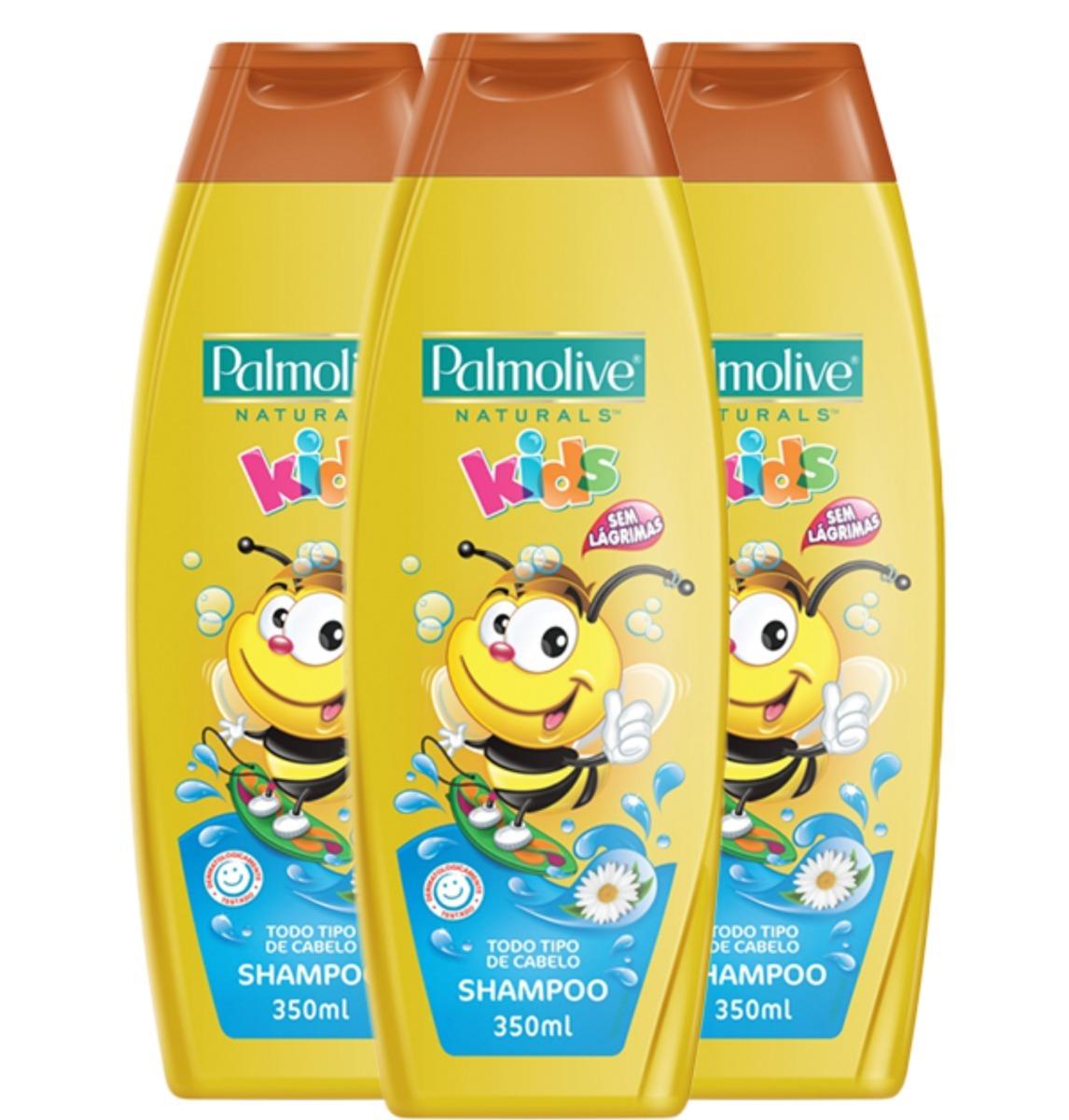 2ccfe0d5e palmolive kids completo cabelo infantil + 02 produtos. Carregando zoom.