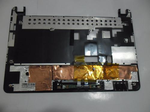 palmrest carcasa superior touchapad para netbook asus 1001
