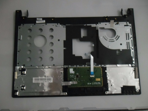 palmrest carcasa superior touchpad para cx266