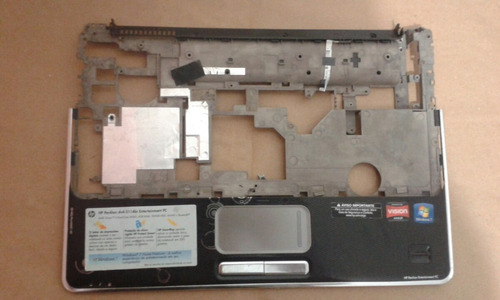 palmrest com touchpad dv4-2112br