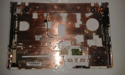 palmrest com touchpad sony vaio pcg 61611x branco tn-3713bx*