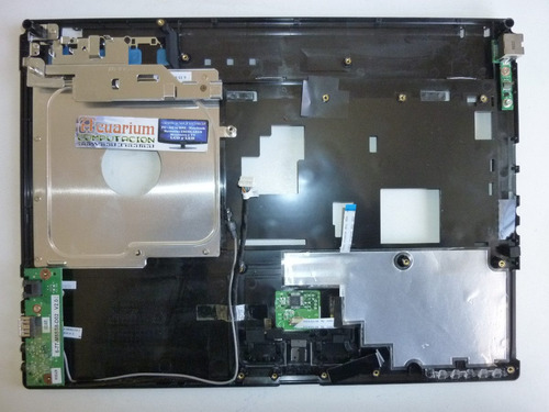 palmrest superior touchpad bangho futura bp1400c-s cq1400c-h