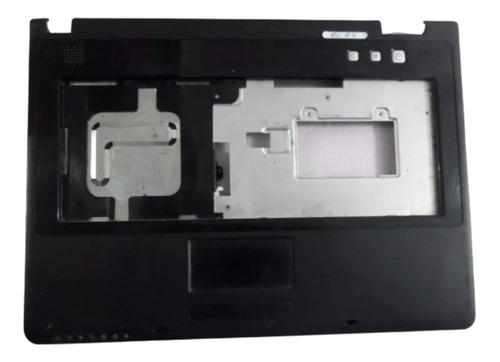 palmrest touchpad carcasa para notebook olivetti 600