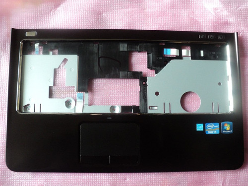 palmrest touchpad dell inspiron n411z p/n: 0rdtmy