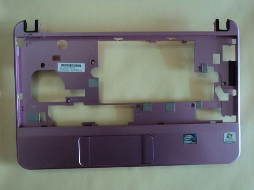 palmrest touchpad hp mini 110-1130la 110-1000 series rosa