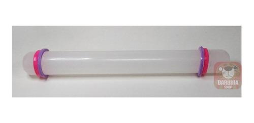 palo amasar 22cm rodillo aros niveles antiadherent belgrano