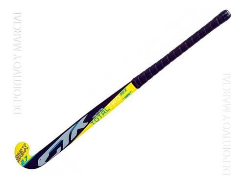 palo arquero hockey tk synergy 2.7 50% carbono arquera recto