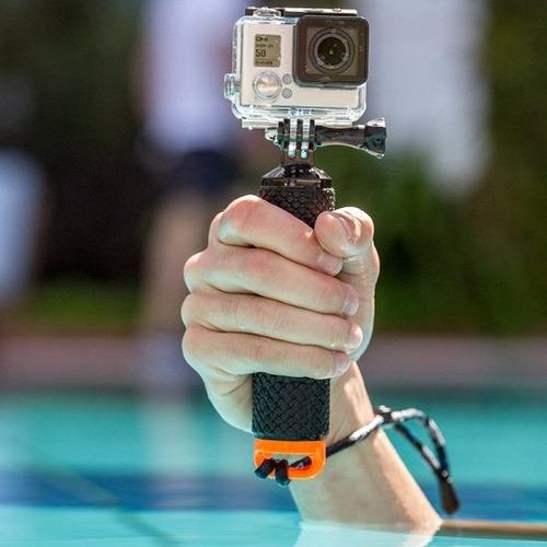 palo baston selfie flotador sumergible camara gopro go pro